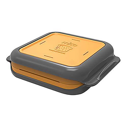 Morphy Richards Microwave Cookware MICO Toasted Sandwich Maker 511647 MICO Microwave Cookware Toastie Maker, Orange