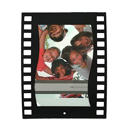 Preis am Stiel Bilderrahmen ''Filmrolle'' | Bilderrahmen 13x18 | Bilder | Geschenk für Frauen | Dekoration Wohnung modern | Wohnaccessoires & Deko | Passepartout | Wechselrahmen