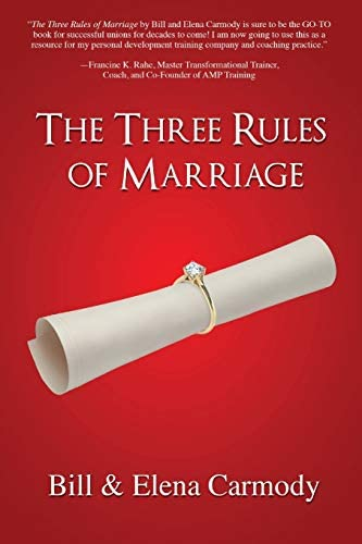The Three Rules of Marriage product image