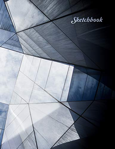 Sketchbook: 300 Pages 8.5' X 11' Sketch Book with Large Blank Graph Paper and Blank White Paper, Sketching, Drawing and Record Creative Ideas, Notebook to Draw and Journal
