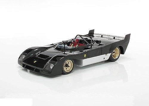 GMP 1 18 Ferrari 312 P Prototype schwarz Schwarz