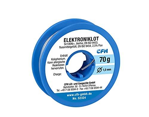 CFH Elektroniklot EL 324, 52324