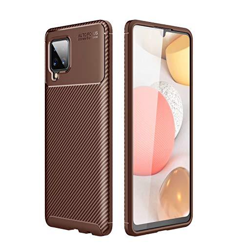 BAIDIYU Hülle für Nokia X10, Kratzfeste, Stoßdämpfende Handyhüllen Schlagschutz, Hülle Cover Schutzhülle für Nokia X10 Handyhülle.(Braun)