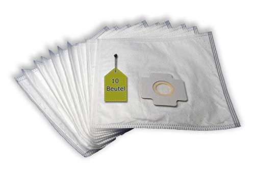 eVendix Staubsaugerbeutel ähnlich Filter Clean Z 1010, 10 Staubbeutel + 2 Mikro-Filter + 2 Motor-Filter