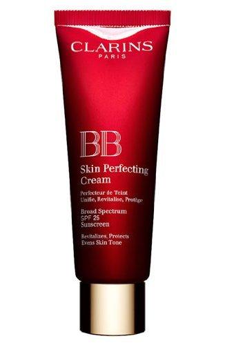 Clarins BB Skin Perfecting Cream SPF 25 Broad Spectrum Sunscreen 1.7 oz- 01 Light