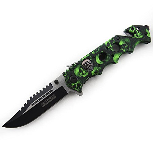 Unlimited Wares Opening Folding Knife