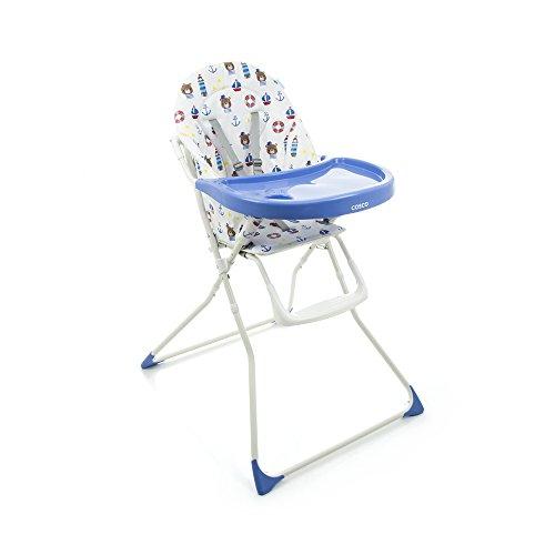 Cadeira de Refeição Banquet Cosco -Azul (Marinheiro)