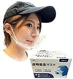 口元が見えるのがコミュニケーションが取りやすい、飛沫感染のリスクを減らす事が出来ます、消毒すれば何度でも使えます。 一般的のマスクに比べて呼吸が楽、蒸れない、熱もこもらないので快適です。 【素 材】プラスチック素材の透明マウスシールド一枚個包装(防曇・抗菌加工済み) 【長さ調整可能】耳のゴムもとても柔らかく、調整もできるので、大人から子供まで長時間付けても大丈夫。 【用途】聴覚障害のある・皮膚が弱い方・接客業の方におすすめします(病院、飲食店、美容、事務、営業、百貨店など) 【サイズ】幅約17㎝...