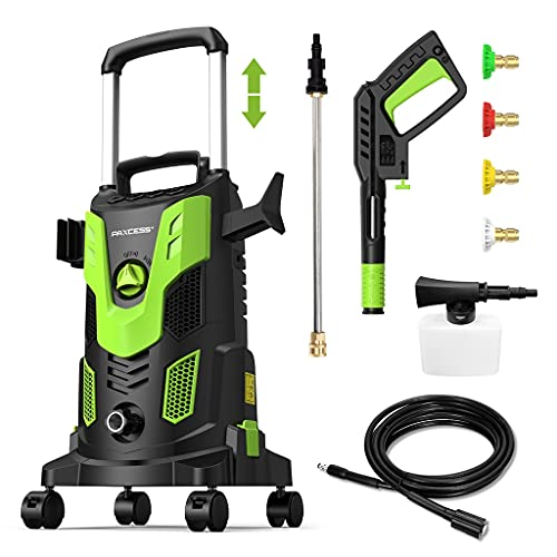 Paxcess 3000PSI Electric High-Pressure Power Washer
