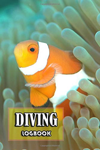 Diving Logbook : Just Keep Swim: Scuba Diver Log Book Journal for Logging Your Scuba Snorkeling Freediving diver Journal Notebook Diary Memo Ocean Lover Underwater World Record Marine