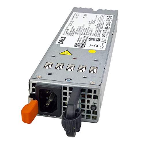 Dell 717-Watt Redundant Power Supply for PowerEdge R610 Servers, PowerVault NX3600 / NX3610 Storage Systems. Mfr P/N: 0RN442