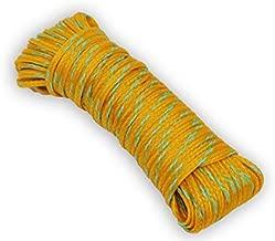 Promar NE-100 Poly Crab Line, 100-Feet, 1/4-Inch Diameter, Yellow/Green