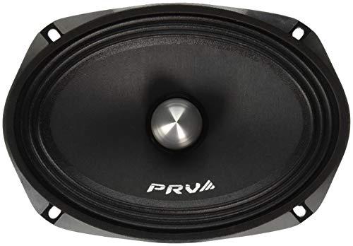 "PRV AUDIO 69MR500-PhP-4 6x9"" Mid Range 250 Watts RMS 4 Ohms Car Stereo 97dB 1.5"" VC Pro Speaker (Single)"