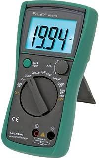 Calidad garantizada. Capac/ímetro 3 1//2 0,1pF hasta 20000uF