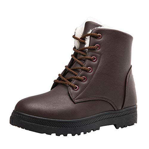 Great Price! Kiminana Snow Boots Warm Plus Velvet Cotton Shoes Female Students Short Boots Waterproo...