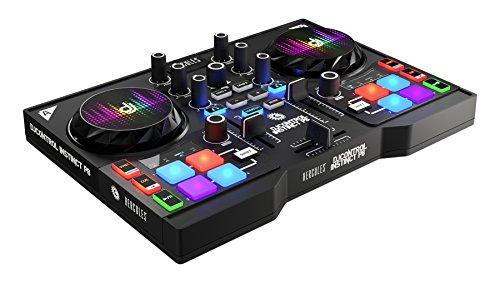 Hercules DJ Hercules DJControl Instinct P8, Black (4780861)