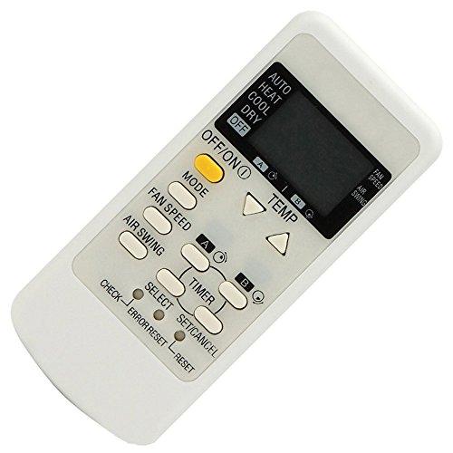 Reemplazo mando a distancia para PANASONIC aire acondicionado modelo a75C3078a75C3026
