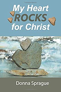 My Heart ROCKS for Christ: Color Edition