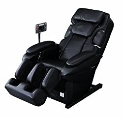 Alpha Techno MA 59 Massagesessel, schwarz