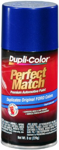 Dupli-Color EBFM03787 Sonic Blue Pearl Ford Exact-Match Automotive Paint - 8 oz. Aerosol