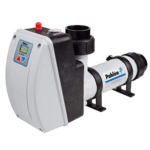 well2wellness® Pahlen Elektroheizer Aqua HL 6kW mit Heizelement aus Titan