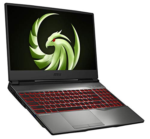 MSI Alpha 15 A3DD-077 (39,6cm/15,6 Zoll/120Hz) Gaming-Laptop (AMD Ryzen 5 3550H, 8GB RAM, 512GB PCIe SSD, AMD Radeon RX5500M 4GB, Windows 10)