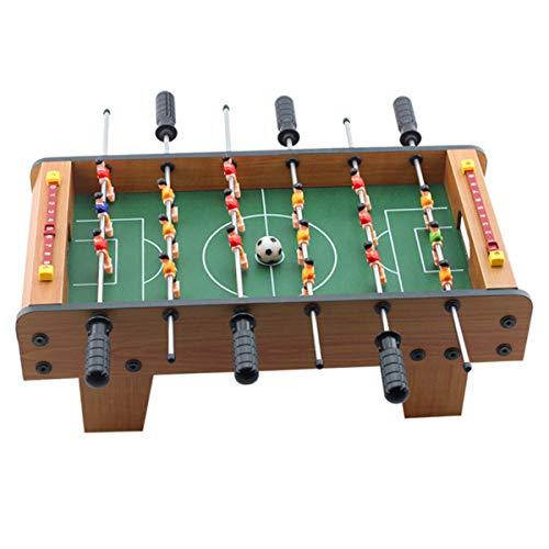 Mini-Tafelvoetbalspel Voor Kinderen Met Antisliphandvatten En Scorebord, Perfecte Familiespellen Voor Verjaardagscadeau Voor Kinderen, Maat 50 * 25 * 15,5 Cm