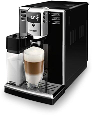 Philips Serie 5000 EP5360/10 - Cafetera Súper Automática, 6 Bebidas de Café, Jarra de...