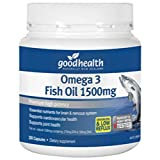 [goodhealth] Omega 3 Fish Oil 1500mg 400 Cap