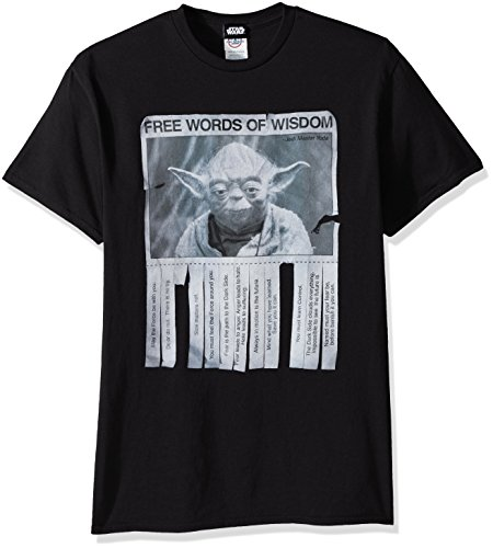 Yoda Words of Wisdom Tee