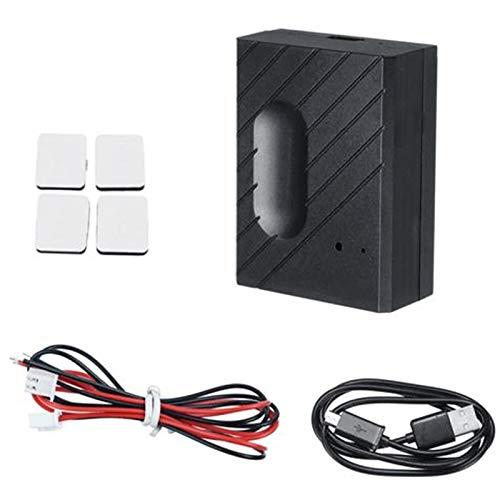Kuinayouyi Interruptor WiFi Home Controlador de Apertura de Puerta de Garaje para la AplicacióN EWeLink Control de Voz del TeléFono para Alexa para Home