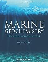 Marine Geochemistry by Roy Chester Tim D. Jickells(2012-10-08)