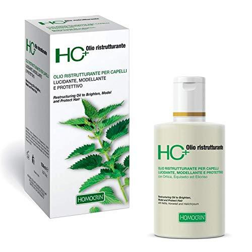 Specchiasol HC+ Olio Ristrutturante Per Capelli, 150 ml
