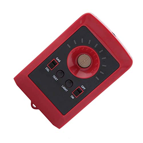 Okuyonic Motor Probador de Motores Gas Diesel Probador Digital Diez Luces para detección de Aceite de Motor