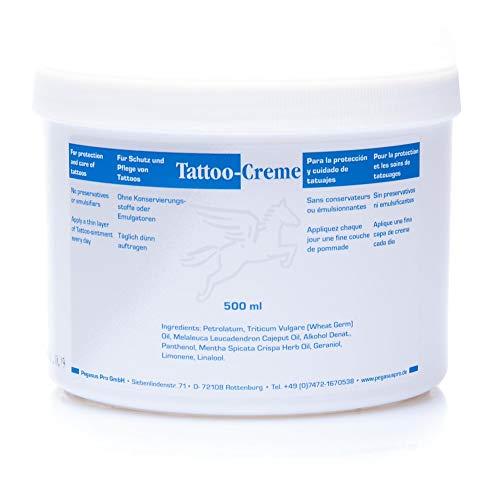 TATTOO CREME Pegasus Pro 500 ml Dose