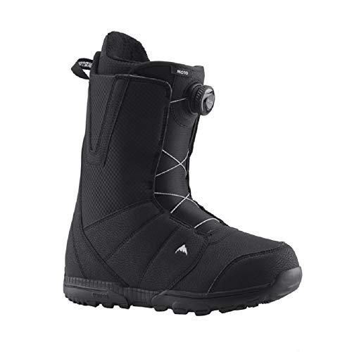 Burton Moto BOA Snowboard Boots Black Sz 13