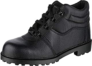 ACME Copper Chimney Ultra Leather Safety Shoes