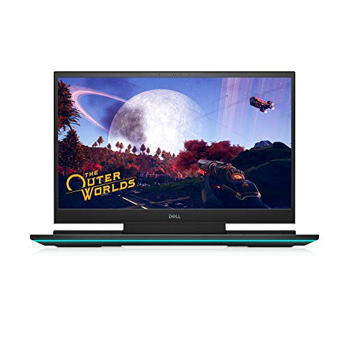 Dell G7 17.3 inch FHD 144Hz 300 nits IPS Anti-Glare LED Backlit Narrow Border Display Gaming laptop, Intel Core i7-10750H, 16 GB RAM, 1 TB SSD, NVIDIA GeForce RTX 2060 6GB GDDR6, Win 10 Home