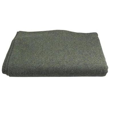 OD Wool Blanket -US Army Style