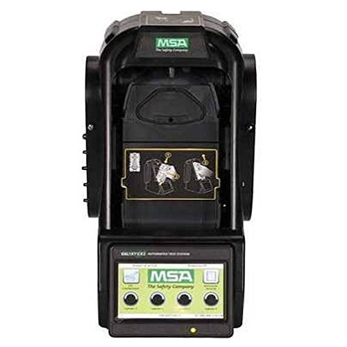 Big Save! MSA 10128630 Galaxy GX2 System Test Stand/1 Valve, Altair 4/4X Multigas Detector, Charging