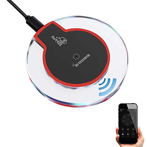 Newgoal Wifi (2.4Ghz) telecomando universale per aria condizionata TV DVD con telecomando Tuya Smart Life APP smart home hub controller, compatibile con Alexa Google Home (Red)