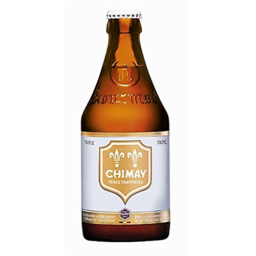 Original belgisches Bier- Chimay Triple 8% vol 6 x 33 cl. Trappisten Bier limitiert. Karneval und Party!!