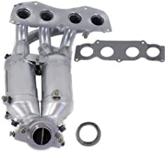 Catalytic Converter Compatible with 2001-2003 Toyota RAV4 with Exhaust Manifold