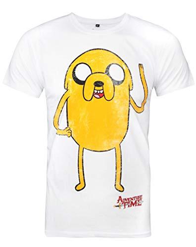 Herren - Official - Adventure Time - T-Shirt (L)