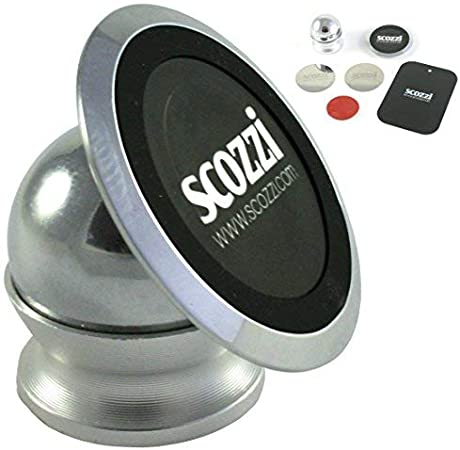 Scozzi Universal Handyhalterung Auto Magnet Elektronik