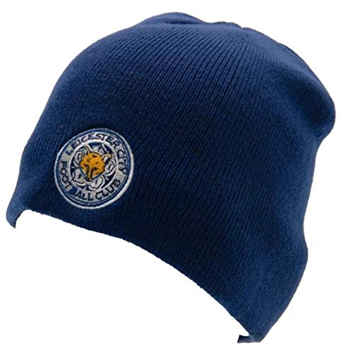 Leicester City FC Dome Knitted Hat
