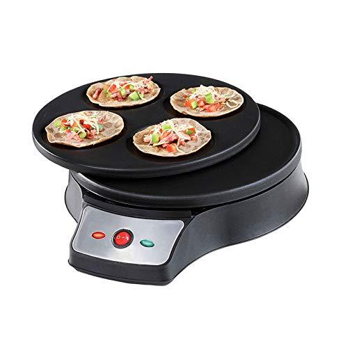 Crepes per pancake e pancake per pizza con piastre intercambiabili T-stick 6389