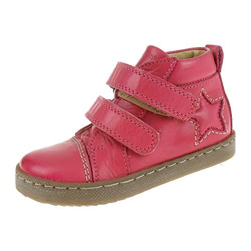 pompon schoenen voor baby's kinderen laarzen Fushia 14201827