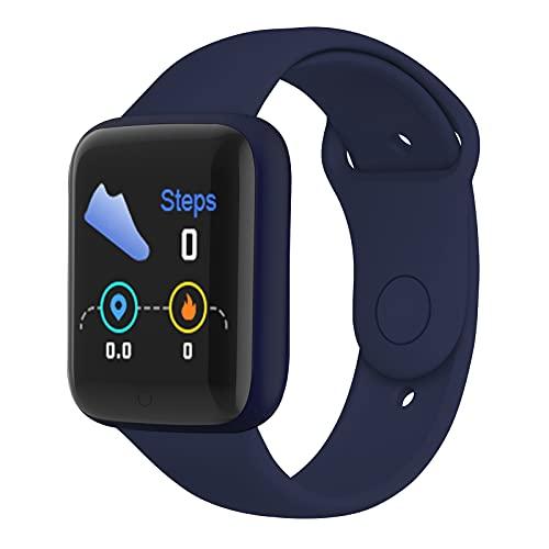 Fashion Multicolor Intelligent Watch Monitor in tempo reale Multifunzionale BT Sport Orologio intelligente ricaricabile