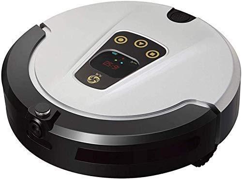 Limpieza del robot remoto robot de control del robot aspirador de polvo Mopping Barrido Esterilizar inteligente de Planificación de la fregona de lavado principal delgada, de vacío (Color: Gris) (Colo